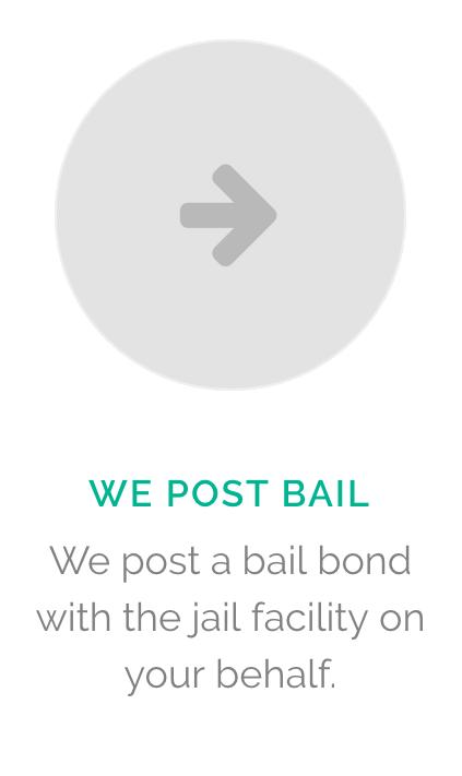 we post bail